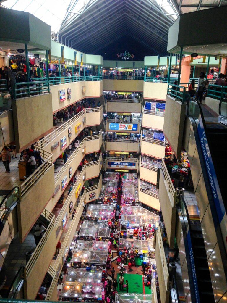 ITC Mangga Dua, local mall in Jakarta