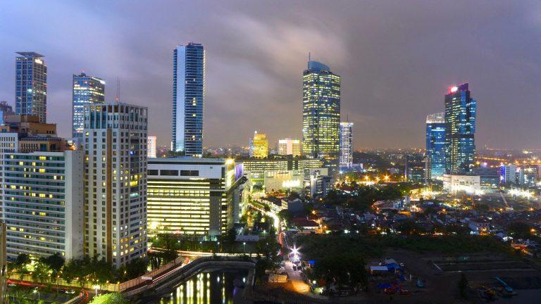 Jakarta skyline