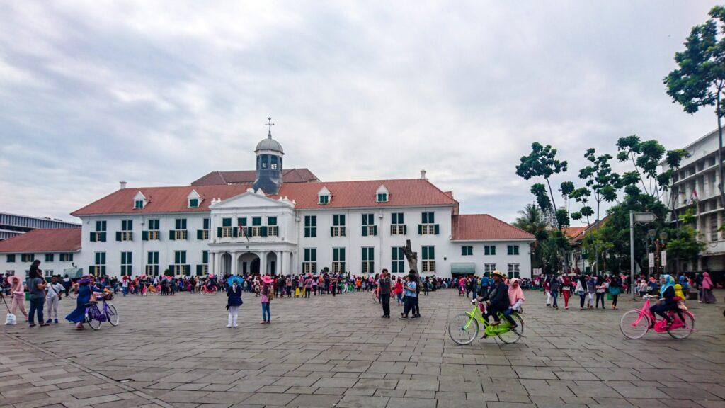 Taman Fatahillah, Jakarta