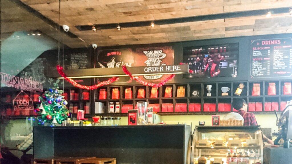 Tanamera coffe Jakarta
