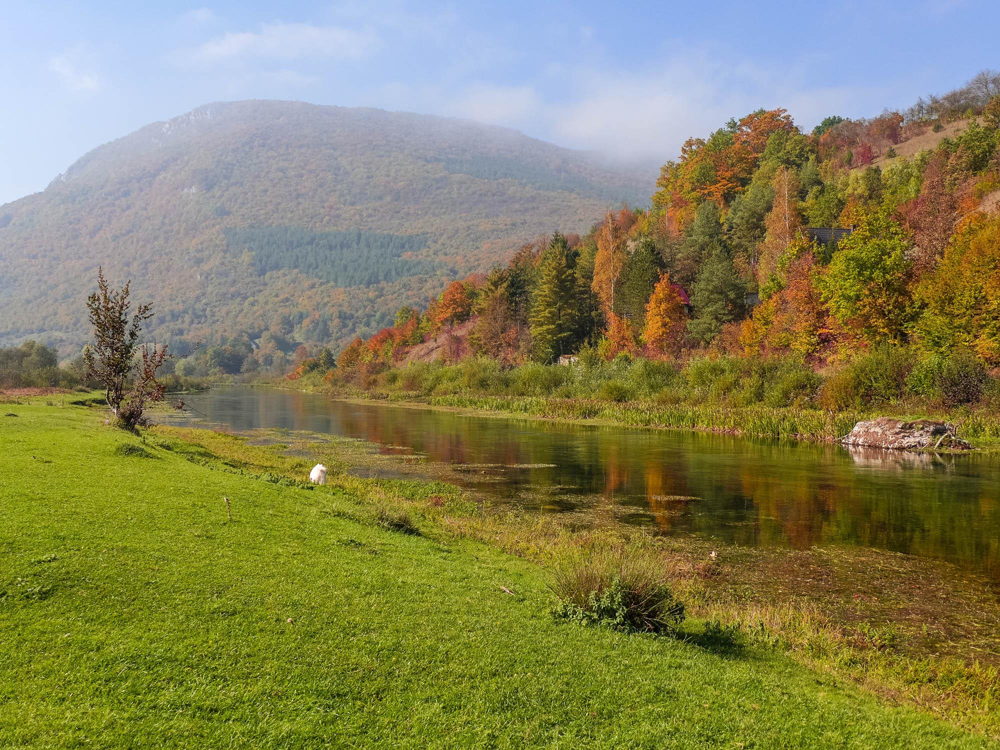 Walking the Pliva River in BosniaHerzegovina