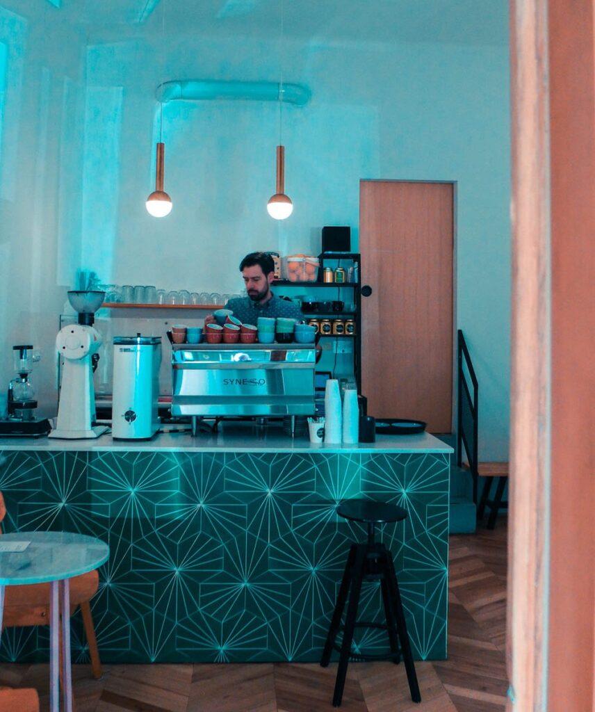 Cogito Coffee Deželića Zagreb
