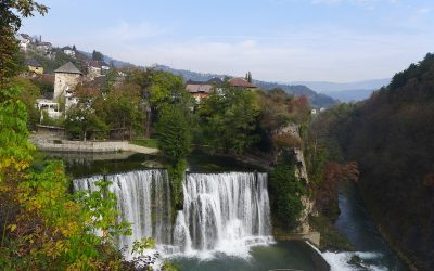 Jajce Travel Guide: What to do and Where to Eat