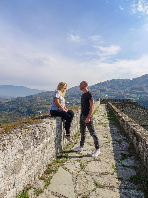 Jajce Fort Wall