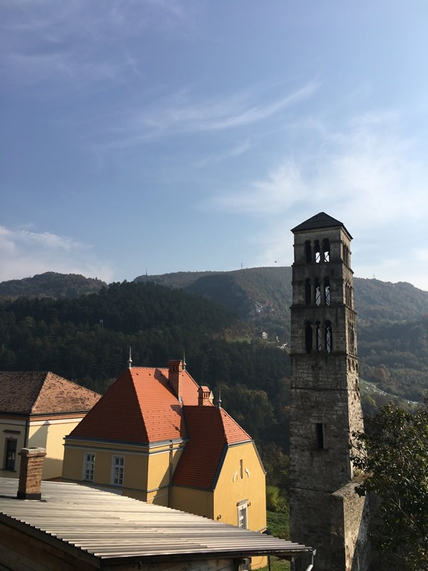 Jajce Old Church